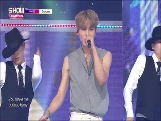 [쇼챔피언 280회] '아이반 (AIVAN) - Curious' (방송 Clip)
