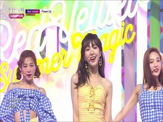 [쇼챔피언 280회] 'Red Velvet (레드벨벳) - Power Up' (방송 Clip)