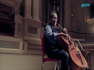 [Six Evolutions - Bach: Cello Suites] 'Unaccompanied Cello Suite No. 3 in C Major, BWV 1009: V. Bourrees I & II' Video