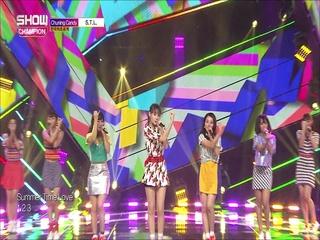 [쇼챔피언 282회] 'Chuning Candy - S.T.L' (방송 Clip)
