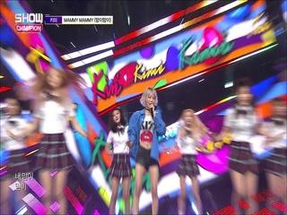 [쇼챔피언 282회] '키미 - MAMMY MAMMY(맘이맘이)' (방송 Clip)