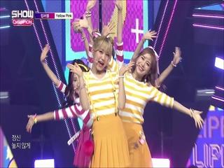 [쇼챔피언 285회] '립버블 - Yellow Pink' (방송 Clip)