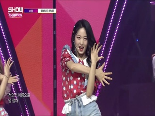 [쇼챔피언 285회] '퍼플 - 맴매야 (I 씐나)' (방송 Clip)