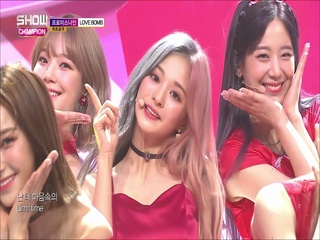 [쇼챔피언 288회] '프로미스나인 - LOVE BOMB' (방송 Clip)