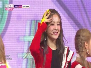 [쇼챔피언 289회] '프로미스나인 - LOVE BOMB' (방송 Clip)