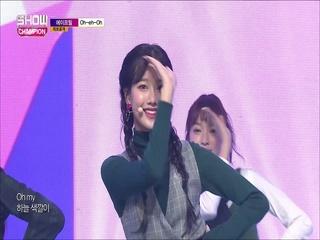 [쇼챔피언 289회] '에이프릴 (APRIL) - Oh-e-Oh' (방송 Clip)