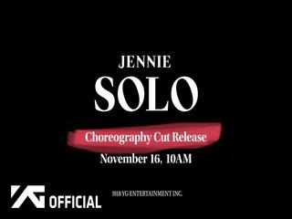 SOLO (CHOREOGRAPHY CUT) (Teaser)