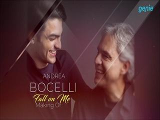 Andrea Bocelli & Matteo Bocelli - [Fall on me] 메이킹 영상