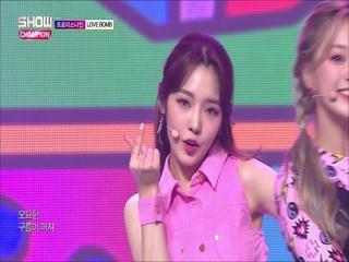 [쇼챔피언 291회] '프로미스나인 - LOVE BOMB' (방송 Clip)
