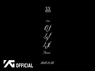 'FIRST SOLO ALBUM : XX' (MOVING POSTER)