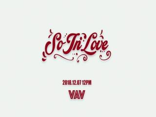 So In Love (Teaser)