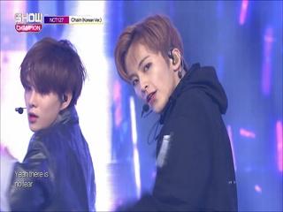 [쇼챔피언 294회] 'NCT 127 - Chain (Korean Ver.)' (방송 Clip)