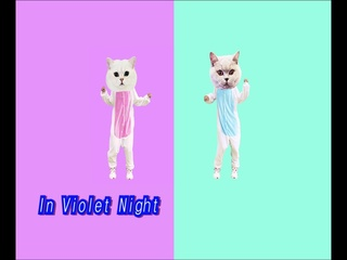 Violet Night (Feat. 이라온) (Lyric Video)