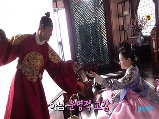 [tvN 드라마 '왕이 된 남자'] 티저 촬영 비하인드 영상