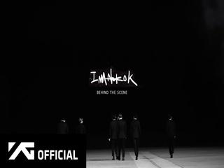 I'M OK (M/V MAKING FILM)