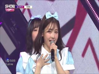 [쇼챔피언 298회] '핑크판타지 - 이리와' (방송 Clip)