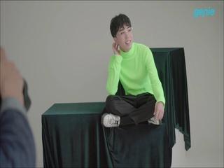 LambC (램씨) - [Green is the new Black : Part 1] 프로필 촬영 현장 스케치