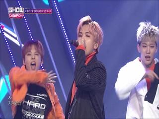 [쇼챔피언 299회] 'D-CRUNCH (디크런치) - STEALER' (방송 Clip)