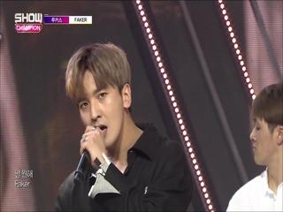 [쇼챔피언 299회] '루커스 (LU:KUS) - FAKER' (방송 Clip)