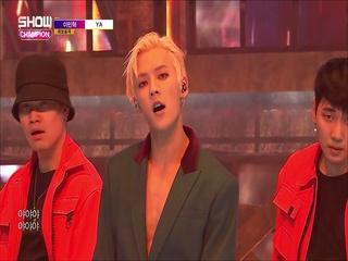 [쇼챔피언 299회] '이민혁 (HUTA) - YA' (방송 Clip)
