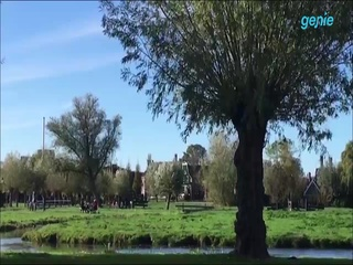 eundohee - [Stain] '네덜란드 풍차마을' 풍경 영상