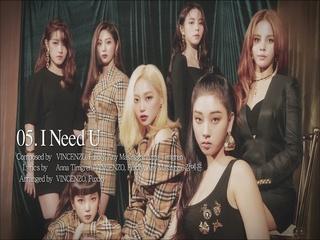 8th Mini Album 'No.1' (Audio Snippet)