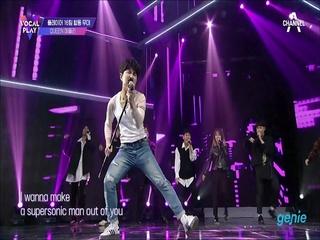 [보컬 플레이 11회] '플레이어 16팀 합동 무대 - Queen 메들리' (방송Clip)