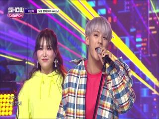 [쇼챔피언 301회] '이민혁 (HUTA) - 오늘 밤에 (With Melody)' (방송 Clip)