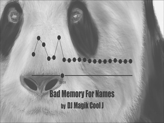 Bad Memory For Names