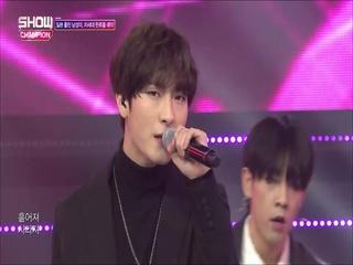 [쇼챔피언 303회] 'G MOST (지모스트) - Fallin' (방송 Clip)