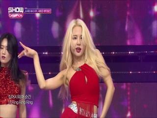 [쇼챔피언 303회] '베이비부 (Babyboo) - Ring-Ring-Ring' (방송 Clip)