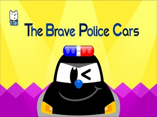 Brave Police Cars