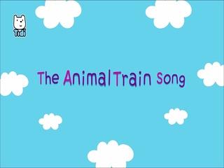 Animal Train Song