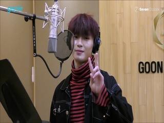 세븐어클락 - [1st Single Album 'Get Away'] 녹음실 비하인드 영상