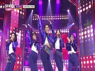 [쇼챔피언 304회] '핑크레이디 (The Pink Lady) - GOD GIRL (갓걸)' (방송 Clip)