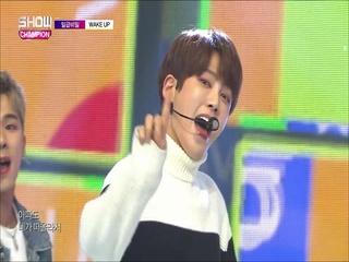 [쇼챔피언 304회] '일급비밀 (TST) - WAKE UP' (방송 Clip)