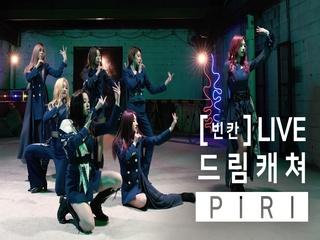 [빈칸]LIVE 드림캐쳐 - PIRI