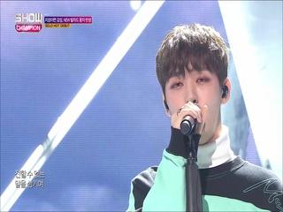 [쇼챔피언 305회] '윤지성 - In the Rain' (방송 Clip)
