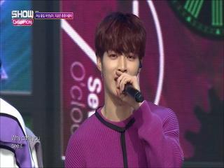 [쇼챔피언 306회] '세븐어클락 - Get Away' (방송 Clip)