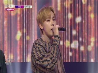 [쇼챔피언 307회] 'SF9 - Fall In Love' (방송 Clip)