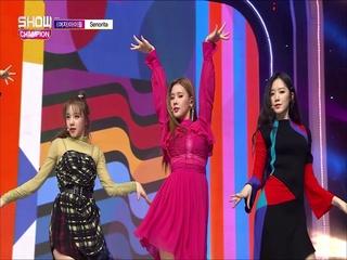 [쇼챔피언 307회] '(여자)아이들 - Senorita' (방송 Clip)