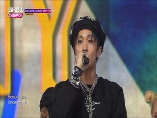 [쇼챔피언 307회] '라비 (RAVI) - RUNWAY' (방송 Clip)