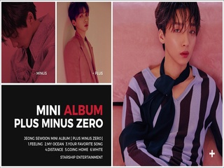 Mini Album 'PLUS MINUS ZERO' (Preview)