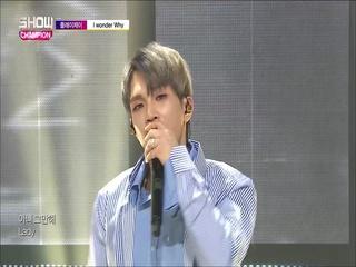 [쇼챔피언 308회] '플레이제이 (PLAY J) - I Wonder Why' (방송 Clip)