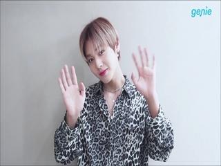 박지훈 - [O'CLOCK] 발매 인사 영상