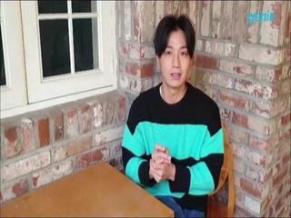 이지형 - [사뿐사뿐] 발매 인사 영상