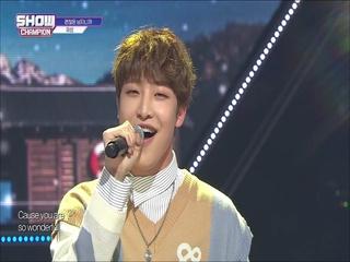 [쇼챔피언 310회] '재성 - 괜찮은 남자니까 (Wonderful)' (방송 Clip)