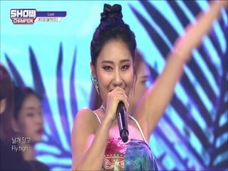 [쇼챔피언 310회] 'JK지강 (걸카인드) - I.Land' (방송 Clip)
