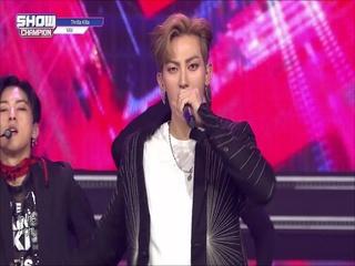 [쇼챔피언 310회] 'VAV - Thrilla Killa' (방송 Clip)