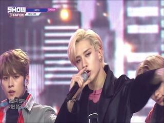 [쇼챔피언 310회] 'Stray Kids (스트레이 키즈) - MIROH' (방송 Clip)